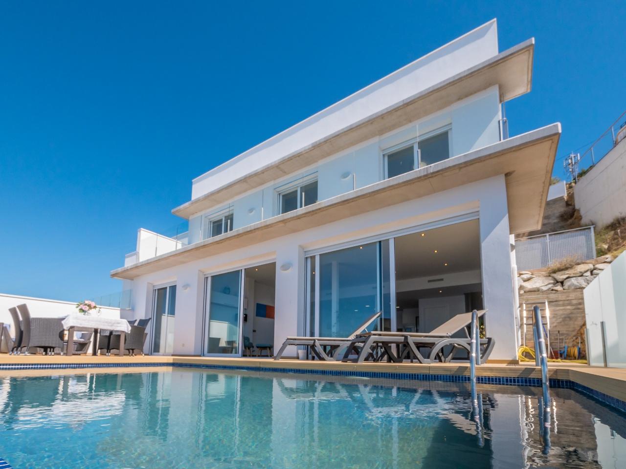 Turo villa 1 casa en alquiler en roses costa brava - Casas alquiler costa brava ...
